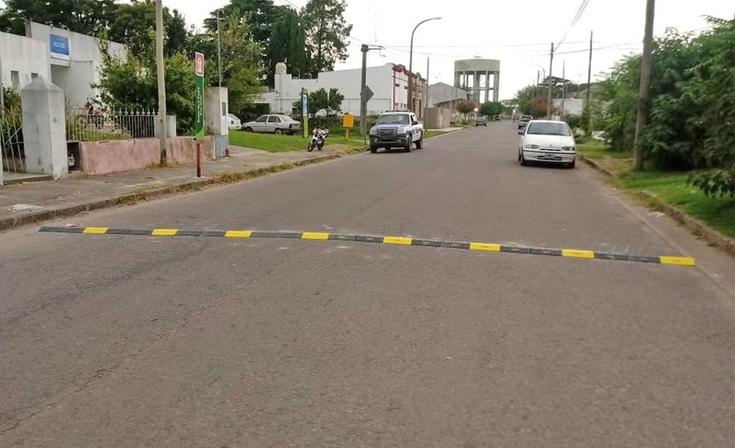 Realizaron trabajos de infraestructura vial