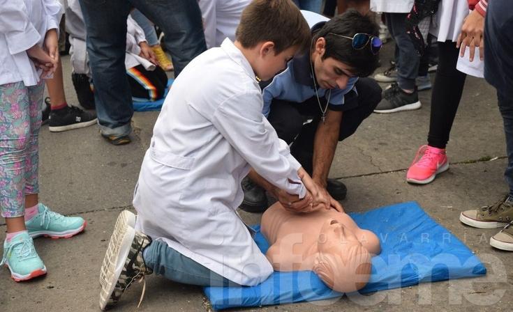 """RCP: """"No es un tema médico, es un tema de la comunidad"""""""