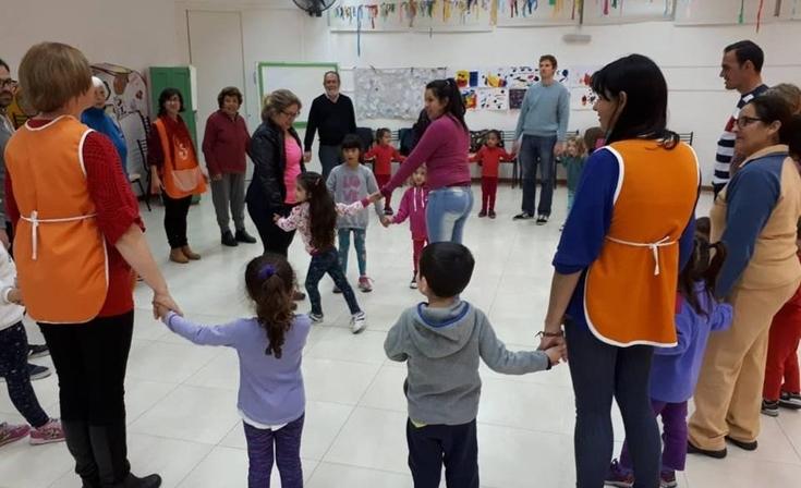 Comienzan los talleres en el centro cultural infantil del Ceco