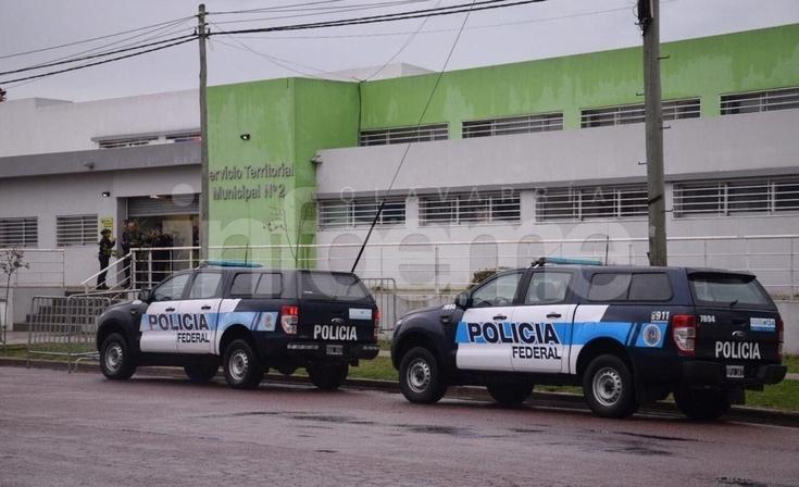 Comienza el operativo de seguridad ante la visita del presidente Macri