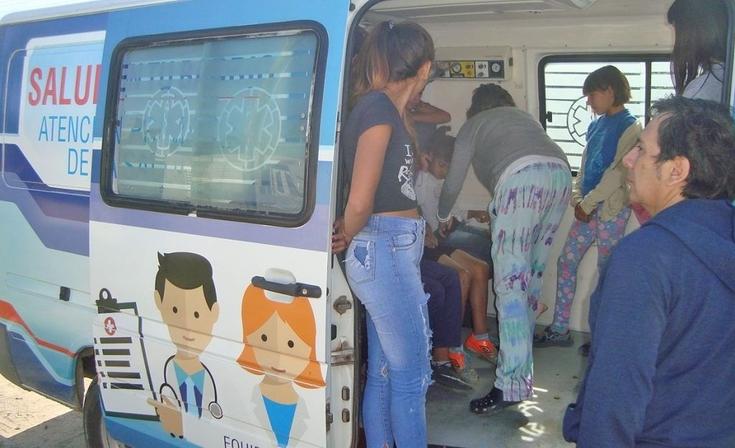 La Combi de Atención Primaria de Salud estará en Villa Mailín