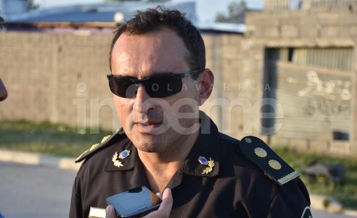 Cuenta regresiva para la Estación de Policía Departamental de Olavarría