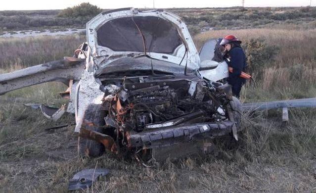 Ruta 3: un hombre murió en un trágico accidente