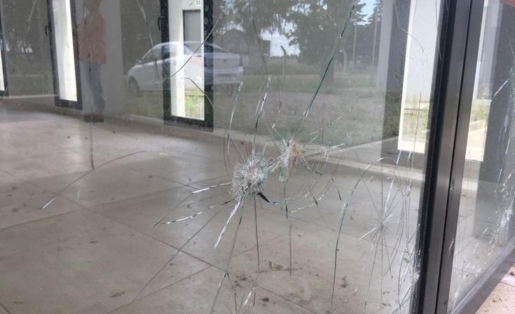Lamentable: acto de vandalismo en el Hogar de Talleres Protegidos