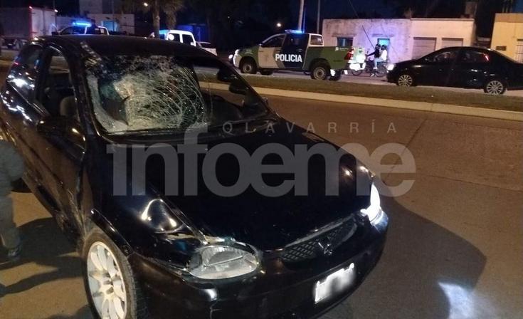 Una adolescente gravemente herida tras ser atropellada en avenida Del Valle