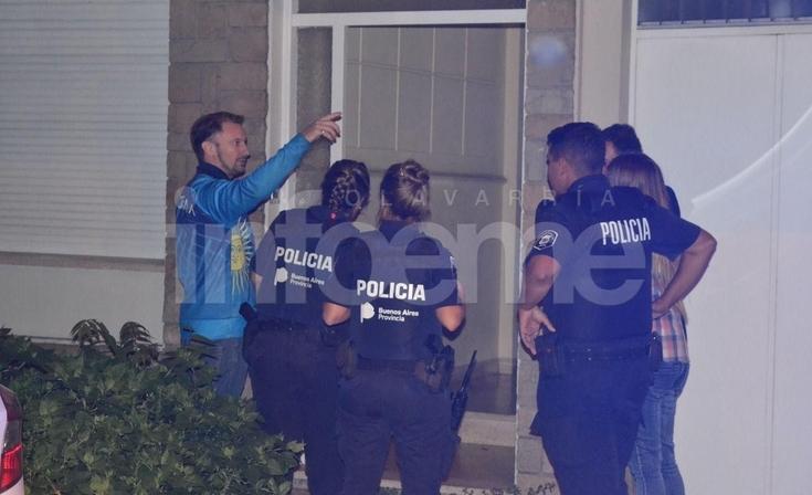 """""""Operativo de Emergencia"""" en una vivienda ubicada en Microcentro"""