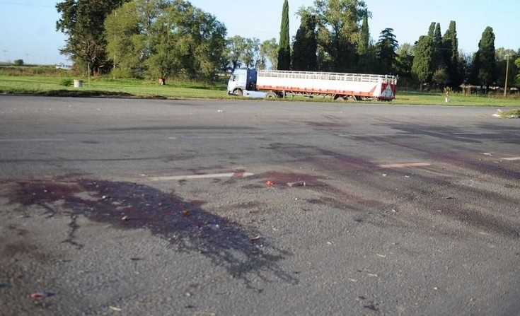Trágico choque frontal en Carmen de Areco: 8 muertos
