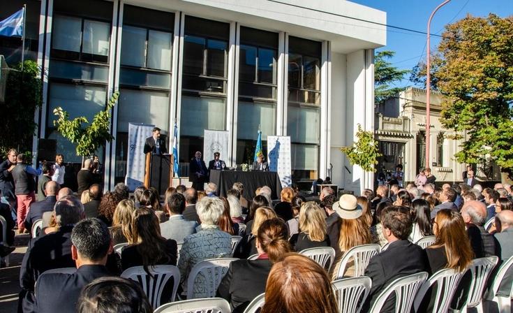 El Colegio de Abogados de Azul celebró sus 90 años