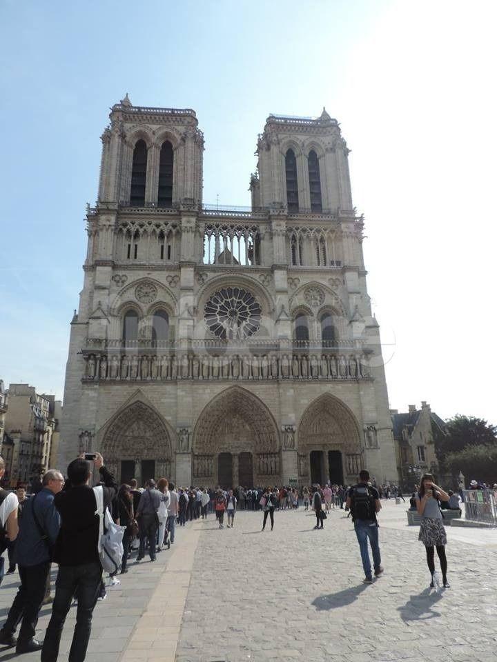 "Notre Dame en llamas: ""Se quemó la Historia misma"""