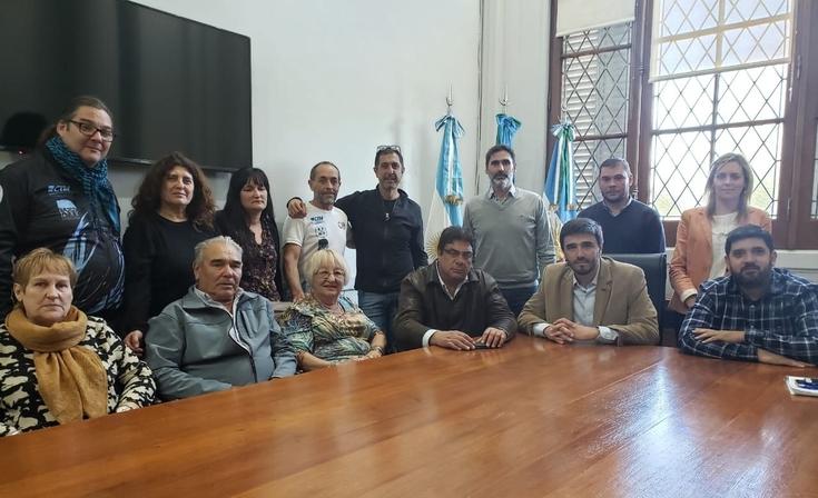 Paritarias Municipales 2019: primera reunión con presencia de jubilados