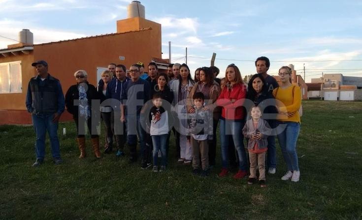 Barrio Uocra: solicitan la entrega de las 11 viviendas terminadas