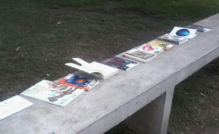 Preparan una suelta de libros en Olavarría
