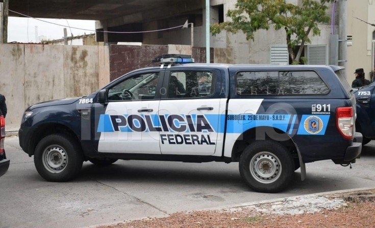 Con un fuerte despliegue, Policía Federal presentó un operativo preventivo