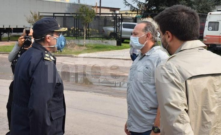 Vientos de cambio en la policía: Nuevo Jefe Departamental y modificaciones