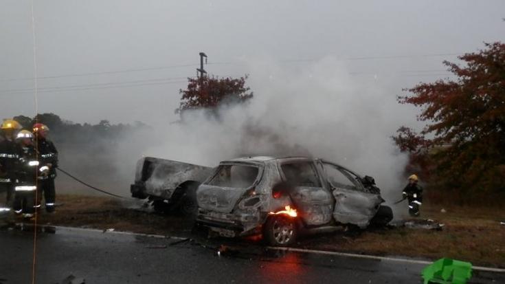 Tragedia en Saladillo: tres fallecidos