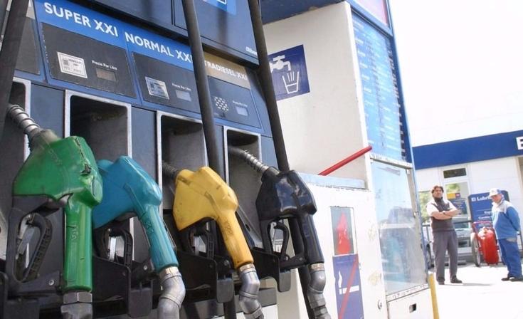 Las estaciones de servicio de Shell con subas y bajas de precios
