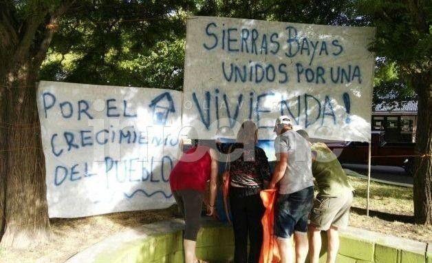 Vecinos de Sierras Bayas se concentrarán en los terrenos cedidos por ETA