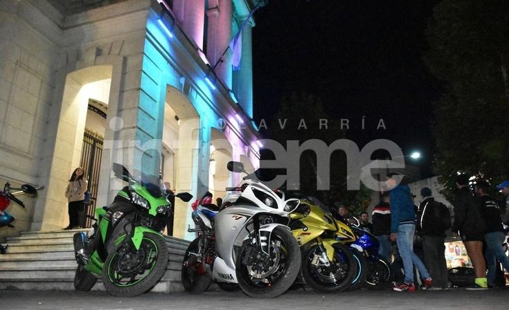 Se presentó el GP Olavarría de Superbike Argentino