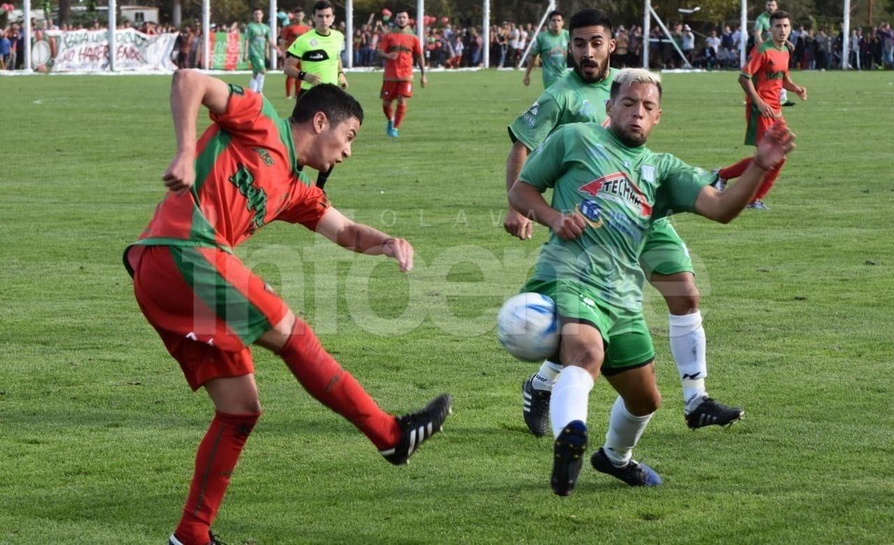 Las fotos de Ferro en Nicanor Otamendi