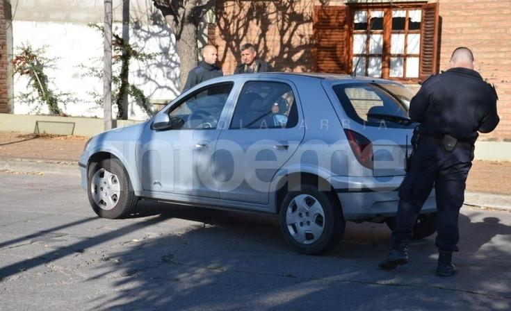 Violento accidente en barrio Mariano Moreno: una mujer herida