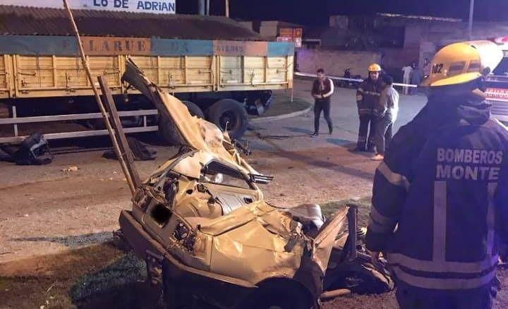 Transporte de Olavarría involucrado en trágico accidente en San Miguel del Monte