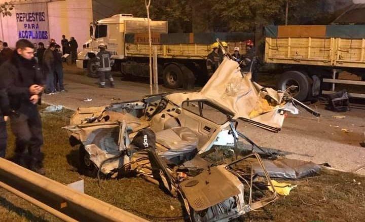 Tres adolescentes y un joven murieron tras una persecución policial — Buenos Aires