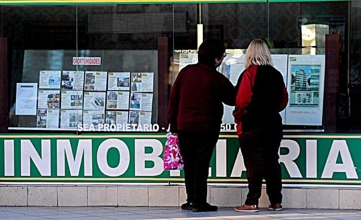 En enero cayeron 20,8% las operaciones de compraventa en la Provincia