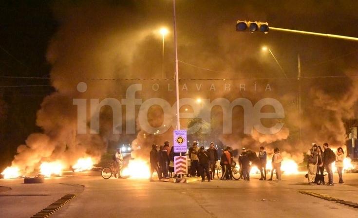 Corte de ruta: tras dos horas finalizó la protesta en 226 y Pringles