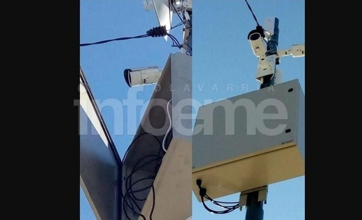 Barrio Belén: El municipio denunció los daños y retirará las cámaras del lugar
