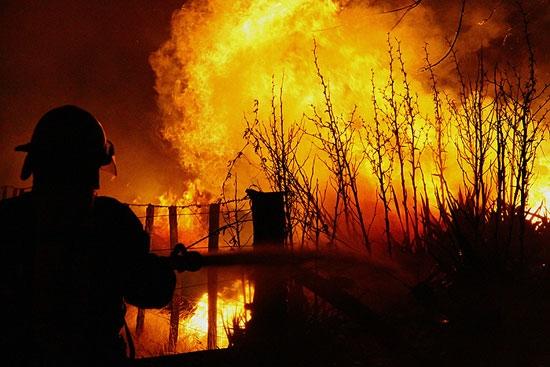 """""""Ser bombero es maravilloso, no es fácil pero vale la pena serlo"""""""