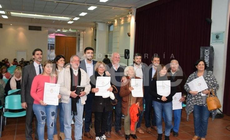 Se entregaron y firmaron más de 250 escrituras sociales