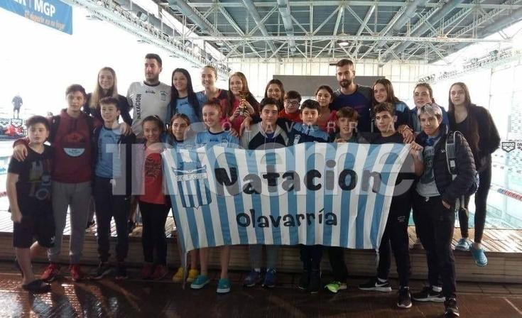 Nadadores del Club Ferro con buenos resultados en Balcarce y Mar del Plata
