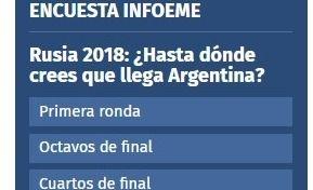 ¿Hasta dónde crees que llega Argentina? La nueva encuesta de Infoeme