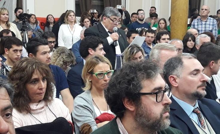 Desde hoy, Olavarría tendrá Facultad de Ciencias de la Salud