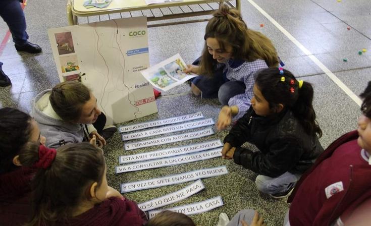Articulación intercultural entre estudiantes de Chaco y Olavarría