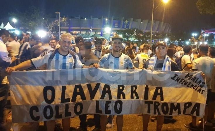 Copa América: los hinchas olavarrienses esperan por el triunfo de Argentina