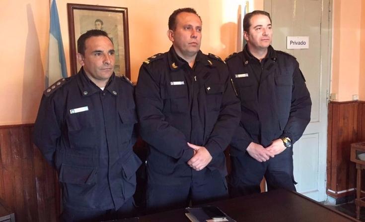 Mauricio Pellendier será el jefe de la comisaría Primera