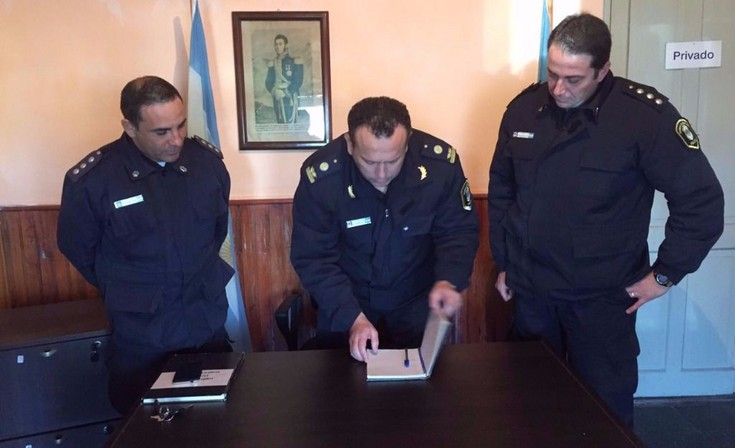 Más enroques policiales: Pellendier a Sierra Chica