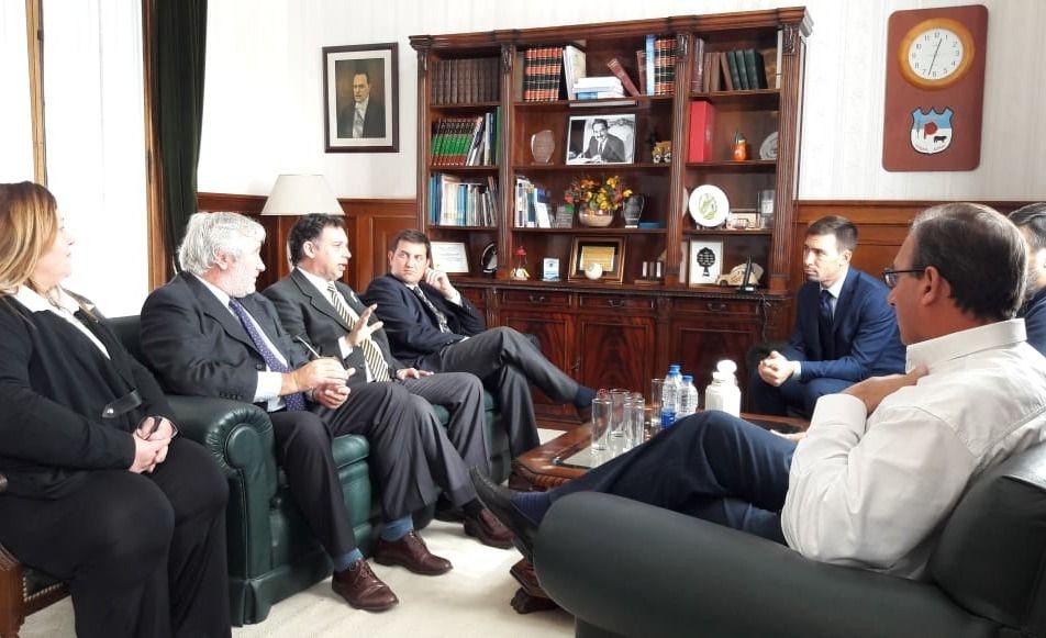 El Procurador General visitó Alvear