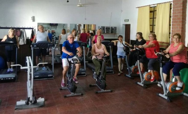 Nuevos horarios de las actividades para los adultos mayores