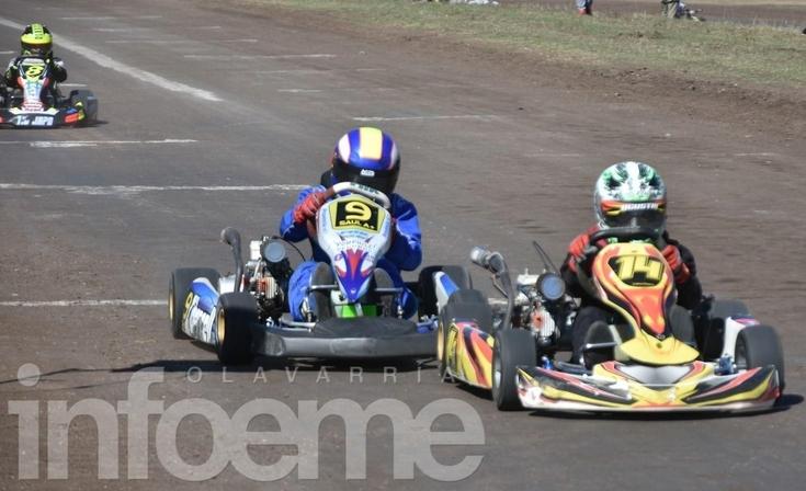 El Karting cierra la etapa regular en el Amco