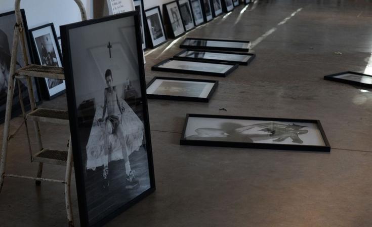 Las grandes figuras del rock en una muestra fotográfica