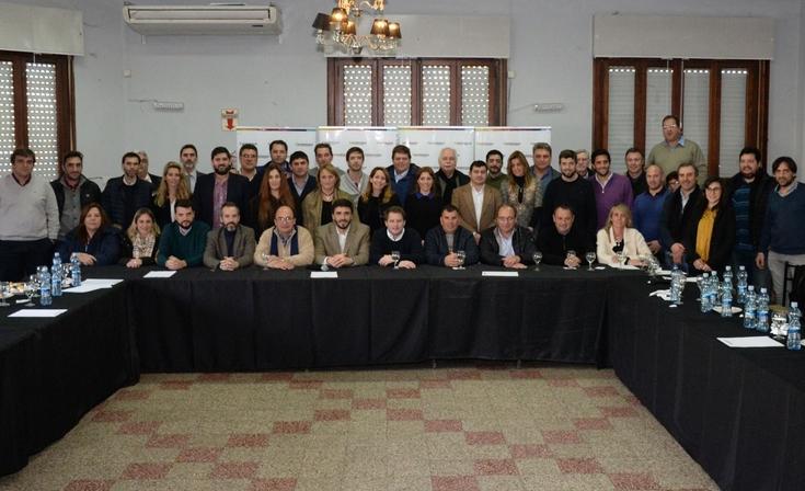 La reunión de la 7ma sección electoral se realizó en Olavarría