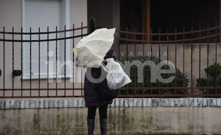 Alerta por vientos fuertes para la provincia de Buenos Aires