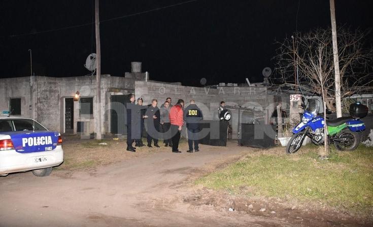 Secuestraron armas de fuego y drogas en un allanamiento