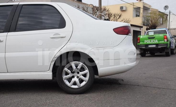 Barrio Mariano Moreno: una mujer sufrió heridas en un accidente entre dos autos