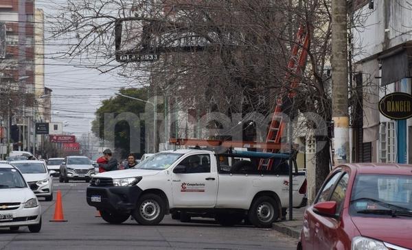 Programan corte de electricidad para el barrio Villa Floresta - Infoeme