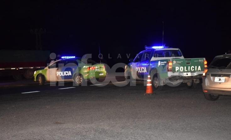 Accidente fatal: un hombre murió tras ser atropellado en Ruta 226