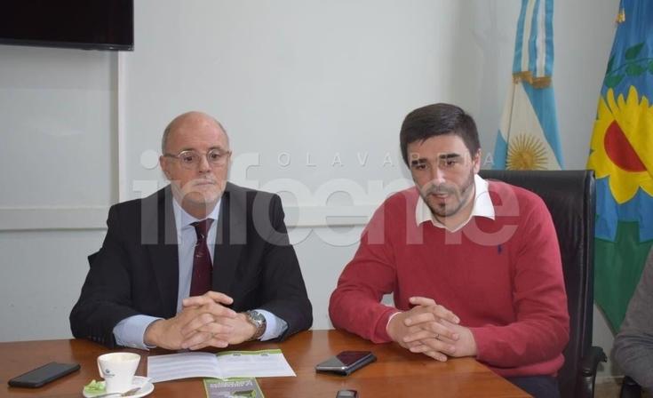 """Queremos dejarle a Olavarría un Código de Ética Municipal"""