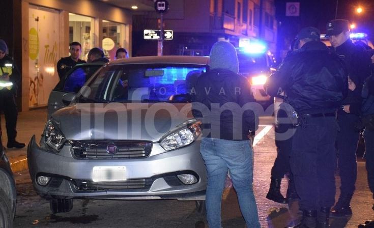 El conductor que protagonizó un accidente estaba alcoholizado